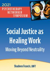 Social Justice as Healing Work: Moving Beyond Neutrality 1