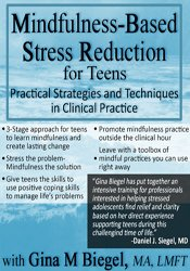 Mindfulness-Based Stress Reduction for Teens 1