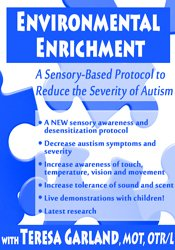 Environmental Enrichment: A Sensory-Based Protocol to Reduce the Severity of Autism 1