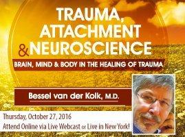 Trauma Treatment with Bessel A. van der Kolk