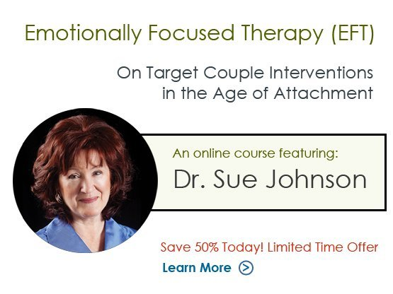 Dr. Sue Johnson on EFT
