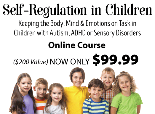 Self-Regulation in Children Online Course