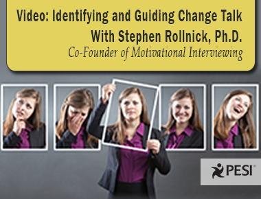 Video: Identifying and Guiding Change Talk