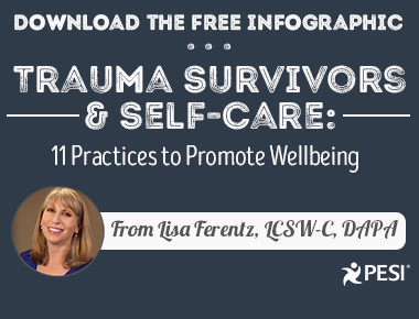 Trauma Survivors and Self-Care