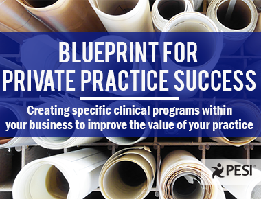 Blueprint for Private Practice Success