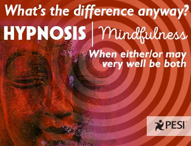 Mindfulness Vs. Hypnosis