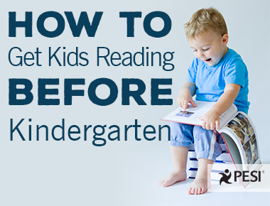 How to Get Kids Reading Before Kindergarten