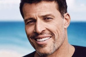 A Q&A with Tony Robbins