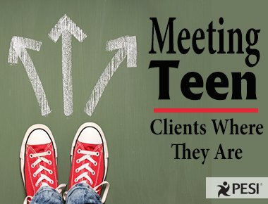 Meeting Teen Clients Where They Are