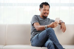 August Quandary, Part Two: My Client Keeps Checking His Phone!