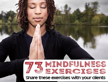73 DBT Mindfulness Exercises
