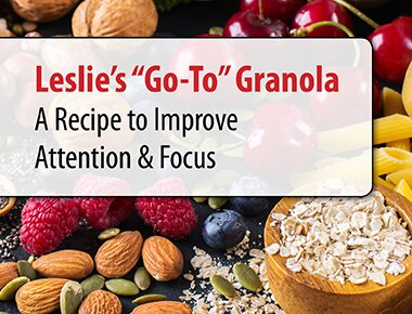 "Leslie's ""Go-To"" Granola Recipe"