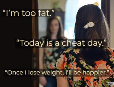 Letting Go Of Body Shame in a Weight-Focused World