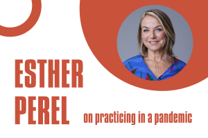 Esther Perel on Adapting to Uncertainty