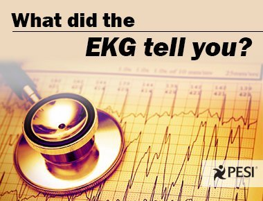 Why master EKG interpretation? Here's one good reason...