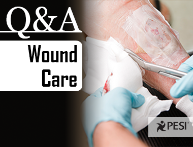 Q and A: Venous ulcers with concurrent lymphedema