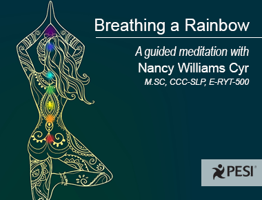 Breathing the Rainbow: A guided meditation