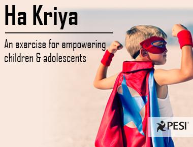 Ha Kriya: A breathwork exercise
