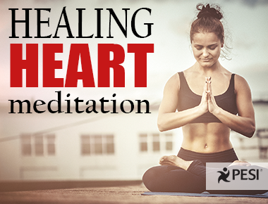 Working Through Trauma with Yoga: Healing heart meditation