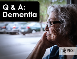 More Than Just Memory Loss: Not all dementia is created equal