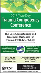 Image of2017 2-Day  Trauma Competency Conference: The Core Competences and Tre