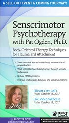 Image ofSensorimotor Psychotherapy with Pat Ogden, PhD