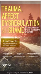 Image ofTrauma, Affect Dysregulation and Shame: Treating the Seeds of Self-Des