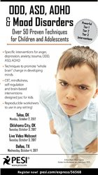 Image ofODD, ASD, ADHD & Mood Disorders: Over 50 Proven Techniques for Childre