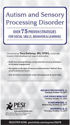 Image ofAutism and Sensory Processing Disorder: Over 75 Proven Strategies for