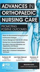 Image ofAdvances in Orthopaedic Nursing Care: Promoting Positive Outcomes