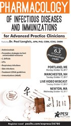 Image ofPharmacology of Infectious Diseases and Immunizations