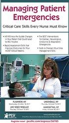 Image ofManaging Patient Emergencies