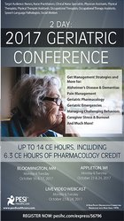 Image of2-Day: 2017 Geriatric Conference