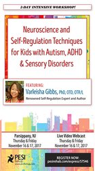 Image of2-Day Neuroscience and Self-Regulation Techniques for Kids with Autism