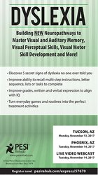 Image ofDyslexia - Building NEW Neuropathways to Master Visual and Auditory Me