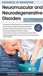 Image ofAdvances in Managing Neuromuscular and Neurodegenerative Disorders