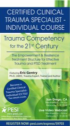 Image of3-Day: Certified Clinical Trauma Specialist — Individual Course: Traum