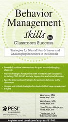 Image ofBehavior Management Skills for Classroom Success: Strategies for Menta