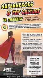 Image ofSuperheroes and Pop Culture in Therapy for Children and Adolescents