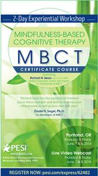 Image ofMindfulness-Based Cognitive Therapy (MBCT) Certificate Course: 2-Day E