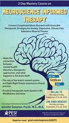 Image of2-Day Mastery Course on Neuroscience Informed Therapy: Connect Complic