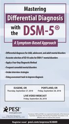 Image ofMastering Differential Diagnosis with the DSM-5: A Symptom-Based Appro