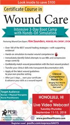 Image ofCertificate Course in Wound Care: Intensive 3-Day Boot Camp with Hands