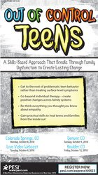 Image ofOut of Control Teens: A Skills-Based Approach That Breaks Through Fami