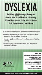 Image ofDyslexia: Building NEW Neuropathways to Master Visual and Auditory Mem