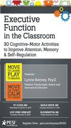 Image ofExecutive Function in the Classroom: 30 Cognitive-Motor Activities to