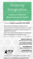 Image ofSensory Integration: Assessing and Treating Kids When Formal Testing I