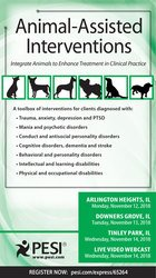 Image ofAnimal-Assisted Interventions: An Incredible Range of Therapeutic Bene