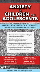 Image ofAnxiety in Children and Adolescents: Effective Strategies to Calm the
