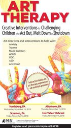 Image ofArt Therapy: Creative Art Interventions for Challenging Children Who A